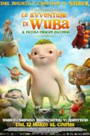 Poster Le avventure di Wuba -  Il piccolo principe Zucchino