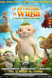 Poster Le avventure di Wuba
