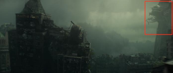 La Torre degli Avengers distrutta nel quinto episodio di Loki