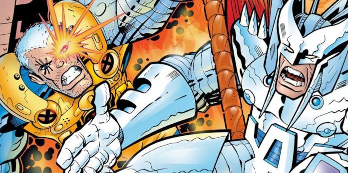 Cable e il villain Stryfe