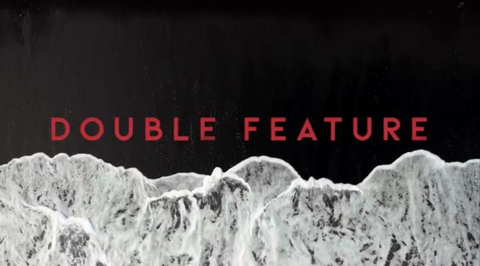 Il logo American Horror Story: Double Feature