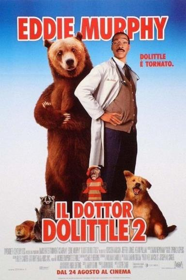 Poster Il dottor Dolittle 2