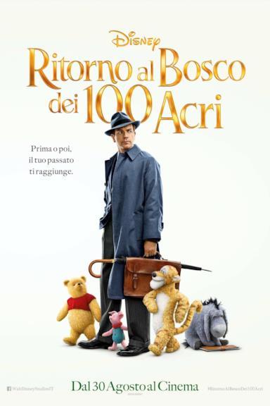 Poster Ritorno al Bosco dei 100 Acri