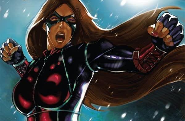 Dettaglio della cover di Amazing Spider-Man Presents: Jackpot #3