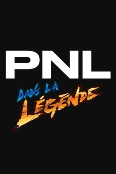 Poster PNL - Dans la légende tour