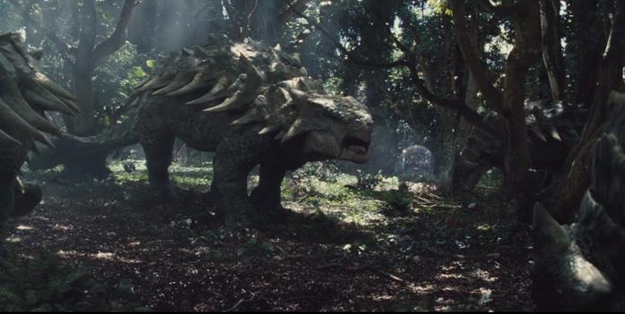 L'Anchilosauro tornerà in Dominion