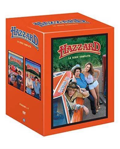Hazzard - La Serie Completa (Stagioni 1-7) - Esclusiva Amazon  (52 DVD)