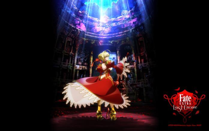 Fate Last Encore poster