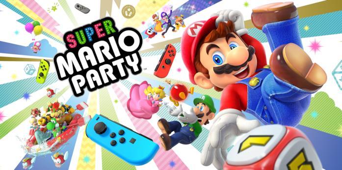 Mario gioco per famiglie