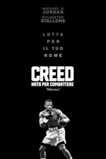 Poster Creed - Nato per combattere