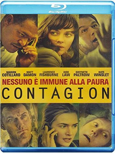 Cofanetto Blu-ray di Contagion