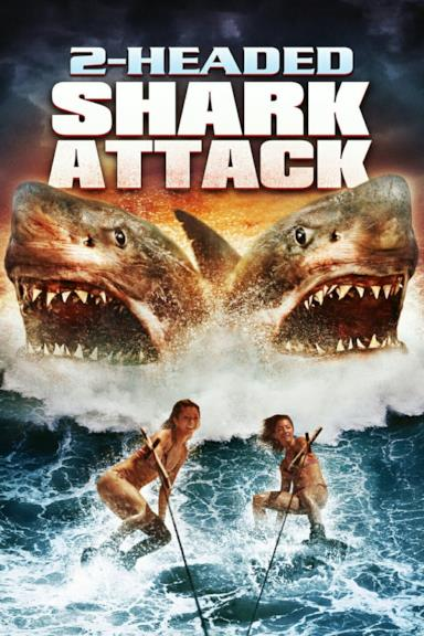 Poster Monster Shark Attack