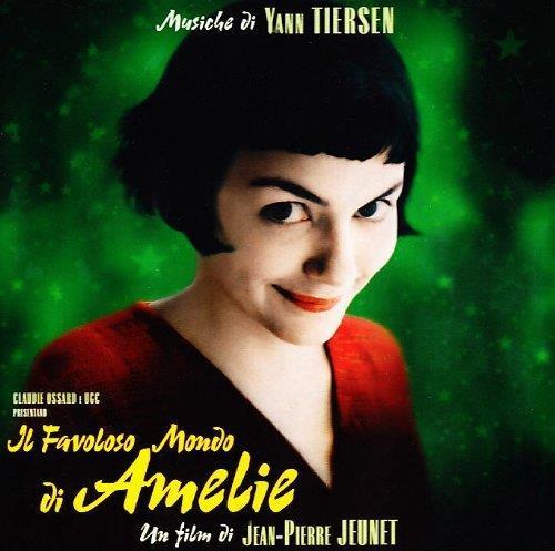 La copertina della colonna sonora de Il favoloso mondo di Amélie
