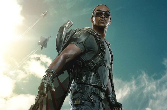 Falcon sarà uno dei due protagonisti di The Falcon and the Winter Soldier su Disney+