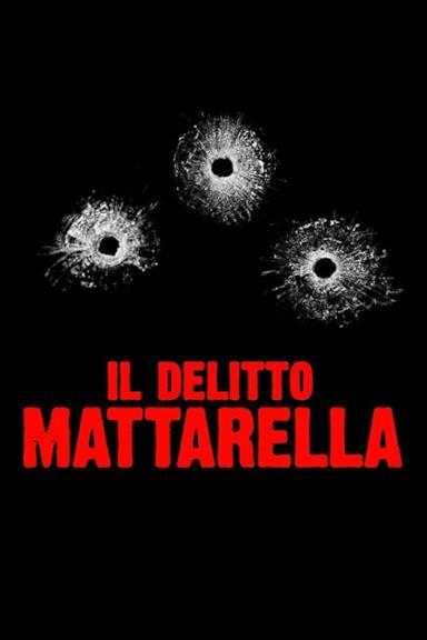 Poster Il delitto Mattarella