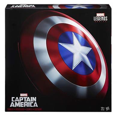 Marvel Legends - Scudo di Captain America, B7436EU4