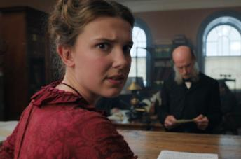 Enola Holmes: Millie Bobby Brown nel trailer ufficiale