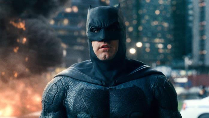Ben Affleck nei panni di Batman nel DC Extended Universe