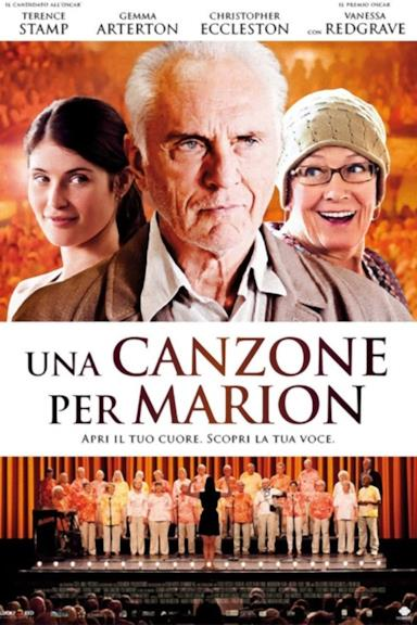 Poster Una canzone per Marion