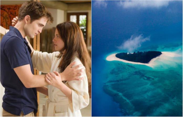L'isola Esme nella saga Twilight