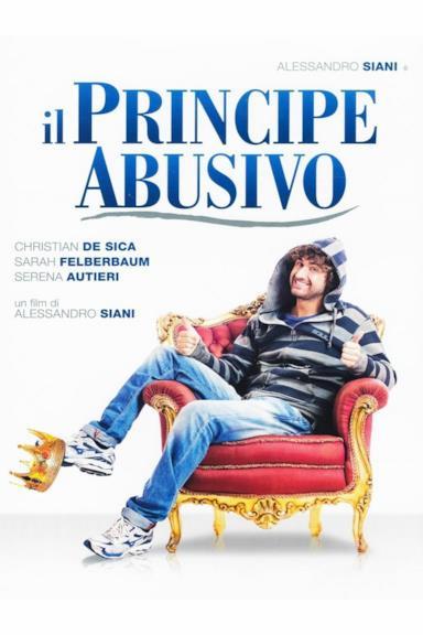 Poster Il principe abusivo