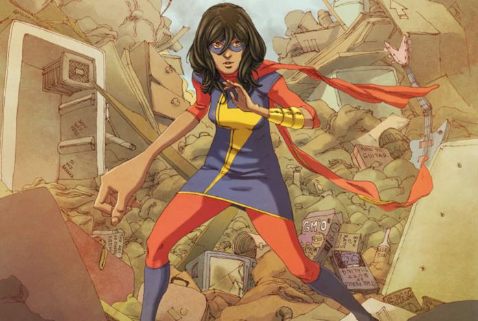Ms. Marvel nei fumetti