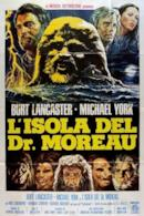 Poster L'isola del Dr. Moreau