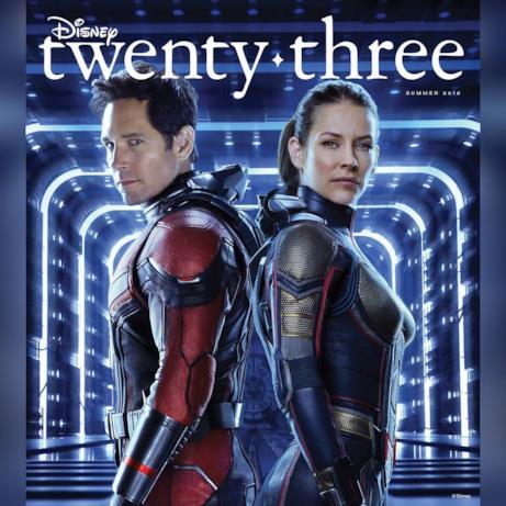 Scott Lang e Hope Van Dyne sono Ant-Man e Wasp
