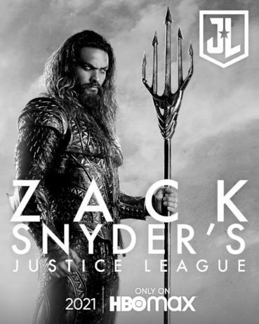 Justice League: The Snyder Cut - Aquaman