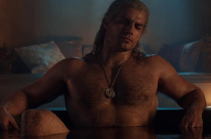 Henry Cavill nel nuovo poster dedicato a The Witcher