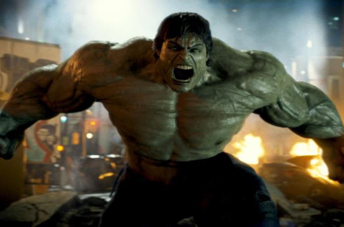 Hulk in L'incredibile Hulk