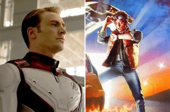 Avengers: Endgame vs Ritorno al futuro, ne parlano gli sceneggiatori dei film