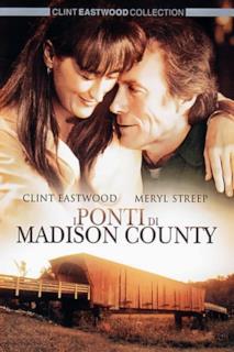 Poster I ponti di Madison County