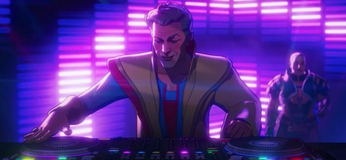 Il Gran Maestro in versione DJ