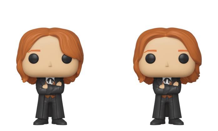 I gemelli Fred e George Weasley