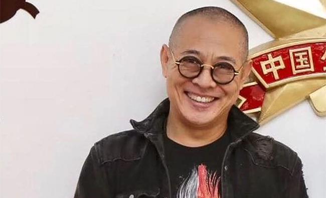 Jet Li in una foto recente