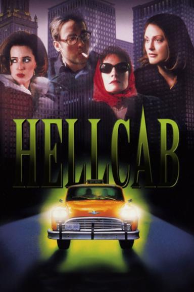 Poster Hellcab - Un inferno di taxi