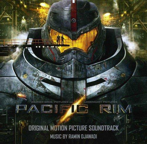 La copertina della colonna sonora di Pacific Rim