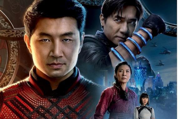 I protagonisti di Shang-Chi