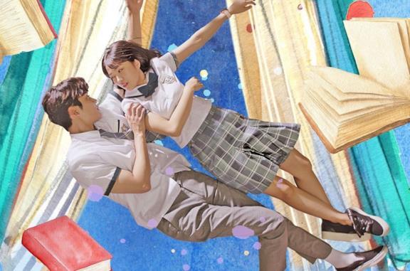 Ro-Woon e Kim Hye-Yoon in una scena della serie Extra-ordinary You