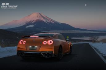 Gran Turismo Sport: la foto di una gara