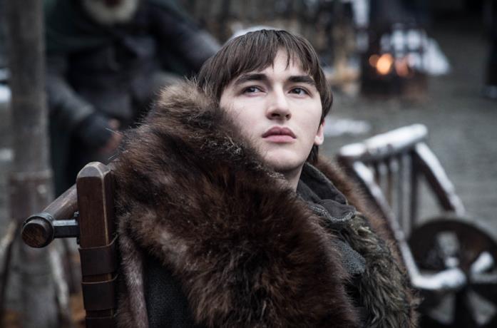 Bran Stark in GoT 8
