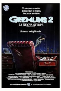 Poster Gremlins 2 - La nuova stirpe