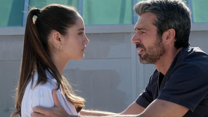 Matilde Gioli e Luca Argentero