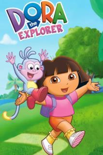 Poster Dora l'esploratrice