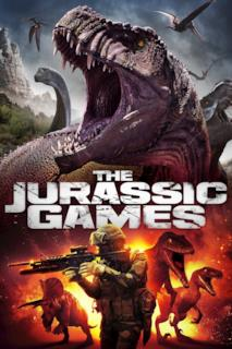 Poster The Jurassic Games