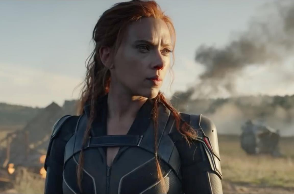 Un'immagine di Black Widow