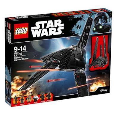LEGO Star Wars 75156 - Set Costruzioni Shuttle Imperiale di Krennic