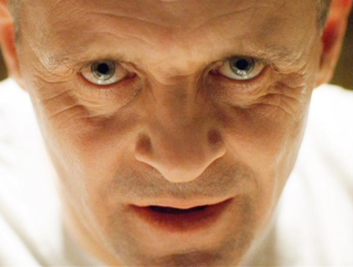 Hannibal Lecter ha il volto di Anthony Hopkins