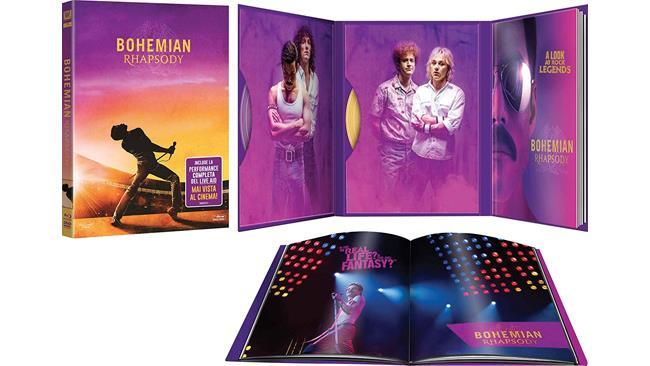 Bohemian Rhapsody - Digibook - DVD e Blu-ray